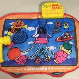 【取引中】【子供おもちゃ】アンパンマン おうちでピコピコアンパン...