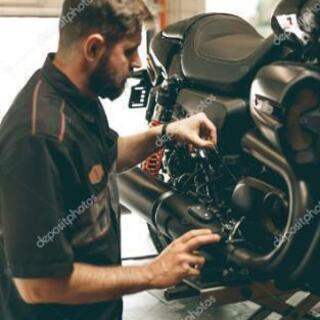 バイクの整備できる方❢