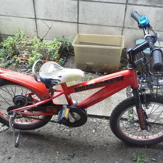 16インチ 子供用自転車 @差し上げます @