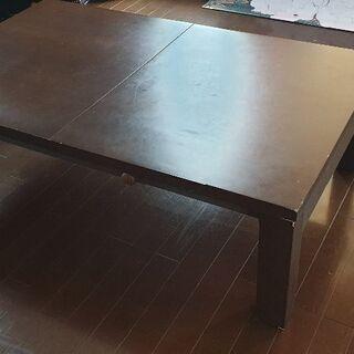 折り畳み式ローテーブル、お譲りします