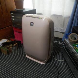 ダイキンストリーマー付き空気清浄機さしあげます