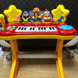 引取り先決定!アンパンマンのピアノ