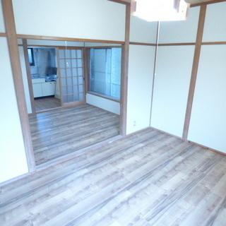 【入居審査も安心】初期費用20,000円、家賃2ヶ月無料、ペット可...