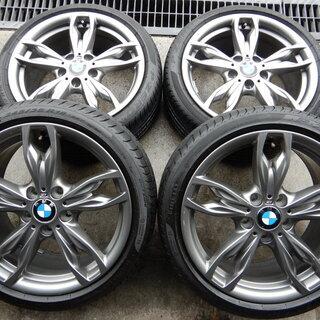 BMW純正ダブルスポーク436M 18インチ 1,2,3シリーズなどに!
