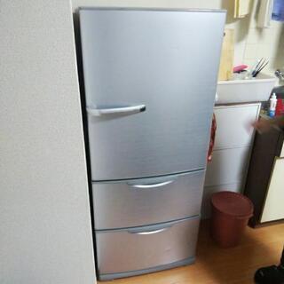 AQUA冷蔵庫さしあげます