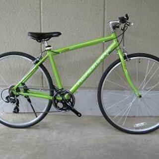 〔新品〕アルミフレームクロスバイク・ロードマークB700(シマノ...