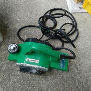 日立工機 電気かんな 工具