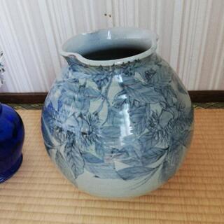 栗の木模様 陶器