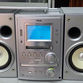 札幌市 ジャンク品 CDもMDもカセットもダメ ラジオもダメ コン...