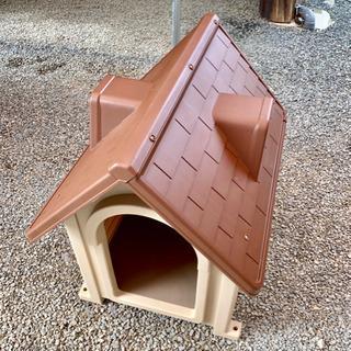 リッチェル プラ製犬小屋(ペットハウス) 程度良中古品 香川県さぬき市