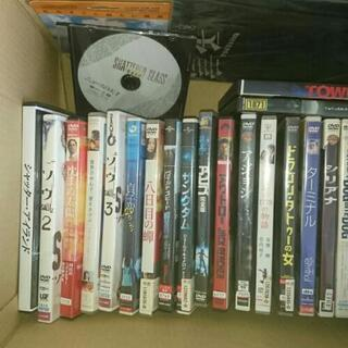 レンタル品の映画DVD売ります。