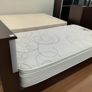 シーリー シングルベッド