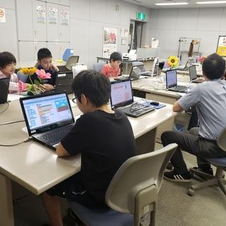 【プログラミング】夏休み特別講座!!ゲーム・ロボット制作!!