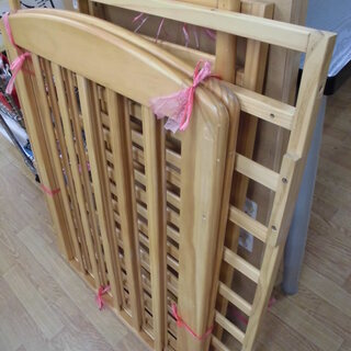 ベビーベッド ミニベッド 60×90 KATOJI カトージ 木製...
