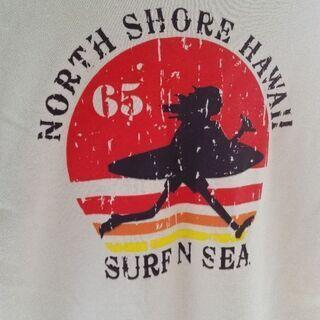 SURF N SEA  ハワイアンTシャツ 夕日バージョン 新品未使用