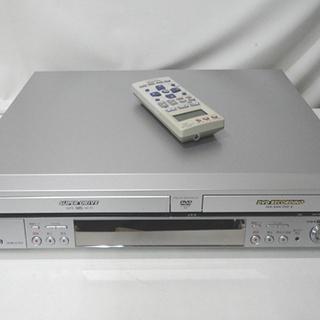 動作OK パナソニック DMR-E70V VHS一体型DVDレコ...