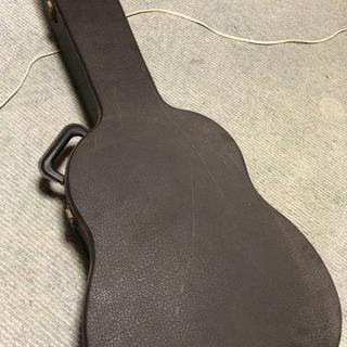 不用品アコースティックギター