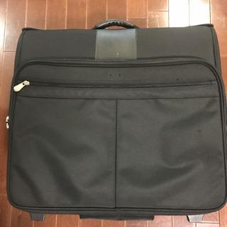JAL 旅行用ビジネスキャリーガーメントバック