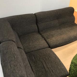 まだまだ使えるソファー