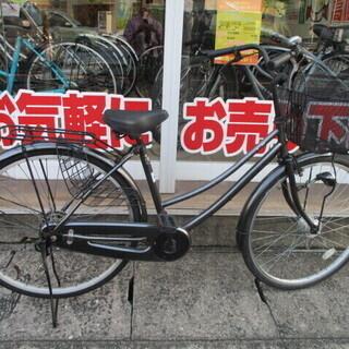 【エコプラス小倉南店】自転車 26インチ 黒 中古車☆スタ…