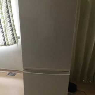 冷蔵庫(167L)【引っ越しに伴い出品、一人暮らしで使用】