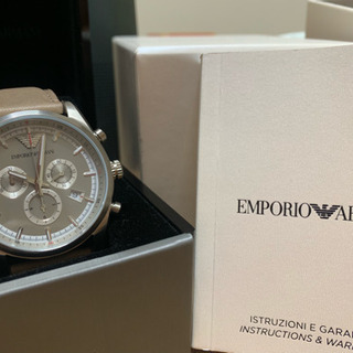 エンポリオアルマーニ自動巻腕時計 Emporio Armani ...