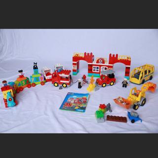 LEGOデュプロ 働く車 6点セット