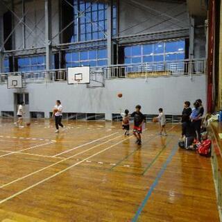 小中学生対象のバスケスクール生募集