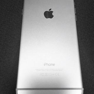 iphone6プラス64GBSIMフリー スペースグレイ傷なし美品