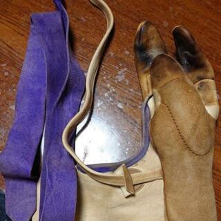 弓道用具一式(矢筒、矢計六本、弽、弓道着、足袋)