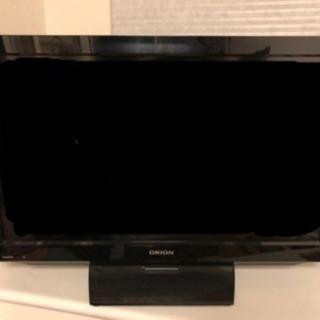 オリオン 32型 液晶テレビ 2012年製 TV