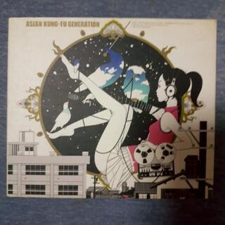 ASIAN KUNG-FU GENERATION CD
