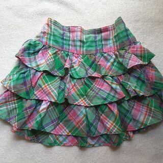 ラルフローレン チェック柄 スカート 110cm