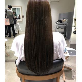 美髮にしませんか!(縮毛矯正)