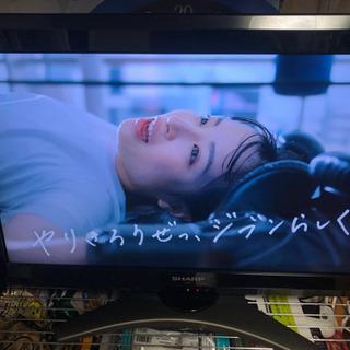 赤字値下げ!美品 液晶テレビ SHARP AQUOS 動作確認済み!
