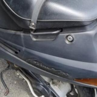 (取引完了)安いバイク アドレスV100 2スト