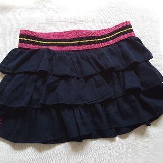 ラルフローレン ネイビー スカート 3T 100cm