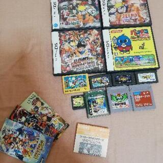 【お買い得】ゲームカセットセット