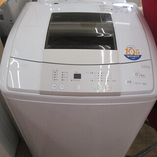 ハイアール 洗濯機 JW-K60H 2014年式