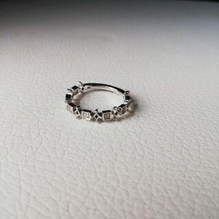4℃ 指輪 サイズ9(だと思います)