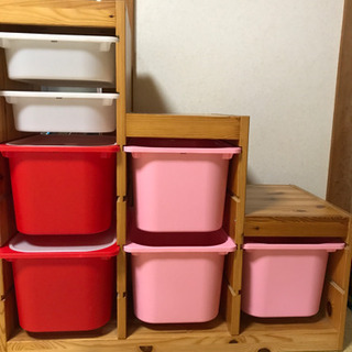 IKEA 収納セット