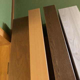 建材玄関かまち  4本 新品