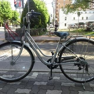 26インチ中古自転車 6段ギア