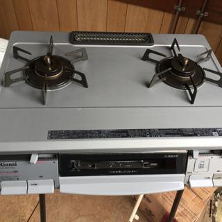 リンナイ ガスコンロ 都市ガス用 KGE-M660FS
