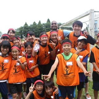 【奈良開催】子どもと一緒にスポーツを楽しもう! スポーツボランテ...