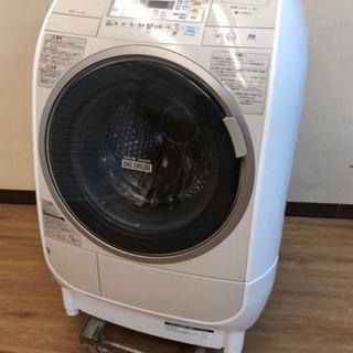 ドラム式洗濯乾燥機 HITACHI BD-V3400L 2012...