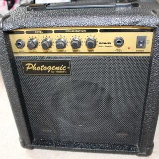 ギターアンプ ガリ音なし
