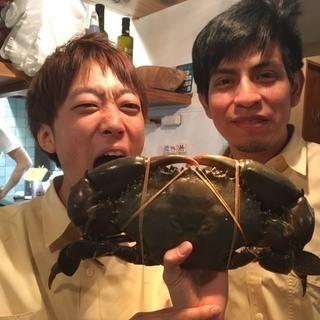 ☆☆☆北参道ボガマリ・クチーナ・マリナーラ 人気の魚介イタリア料...
