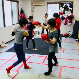 八幡西区パーソナルキックボクシングスタジオ