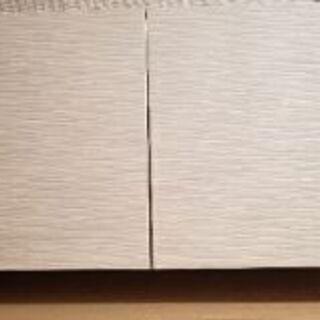 イケアサイドボード 引っ越しのため出品 - 家具